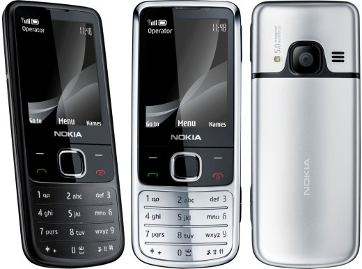 NOKIA 6700 -  универсальная бизнес-модель