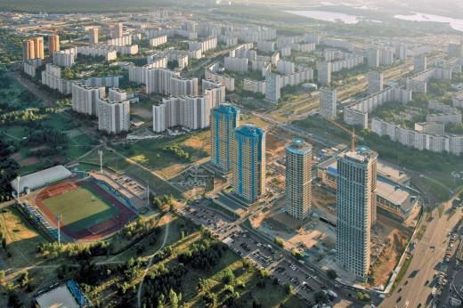 Эксперты назвали лучшие спальные районы Москвы