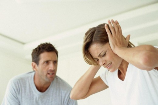 Поговорим о семейных ссорах