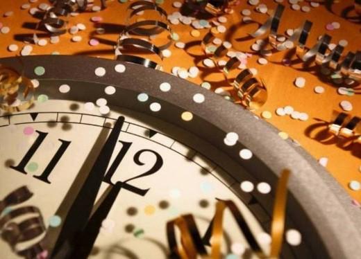 Последние приготовления к Новому году