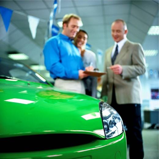 Как приобрести авто в кредит?