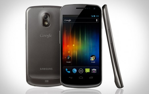 Смартфон Galaxy Nexus стартовал в России