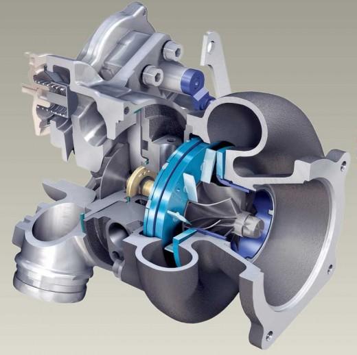 Предотвращаем ремонт турбокомпрессора дизельного двигателя