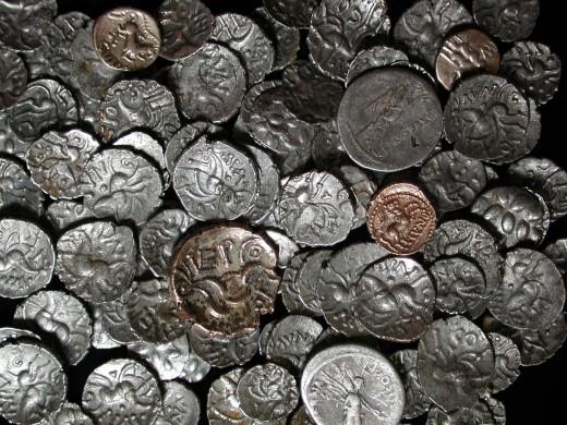 В Англии археологи нашли клад