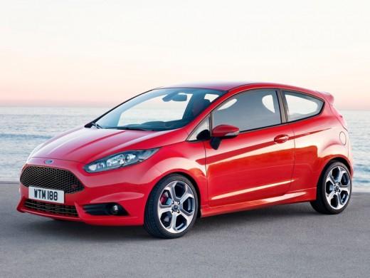 В Женеве дебютировал Ford Fiesta ST
