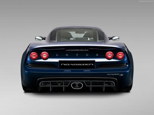 В Женеве представили Lotus Exige S Roadster