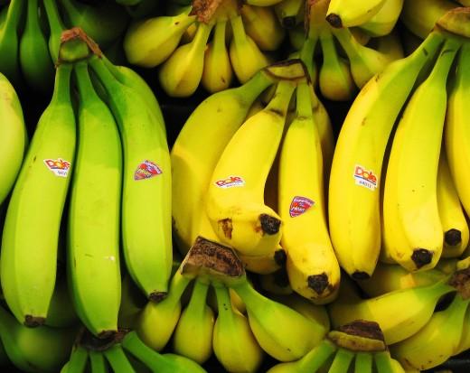 Бананы нужно есть зелеными, а картошку — холодной
