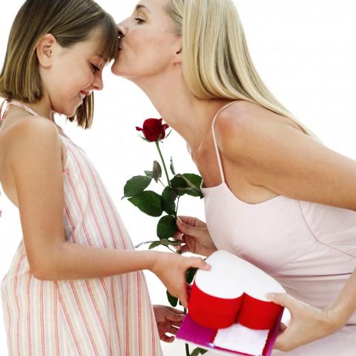 Как отпраздновать День Матери?