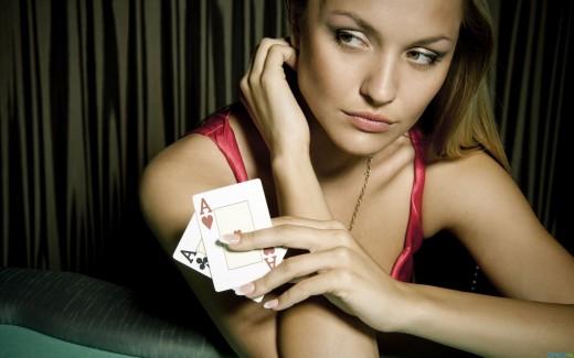 Игра в покер один на один