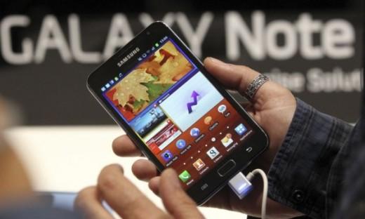 Краткий обзор смартфона Samsung Galaxy Note
