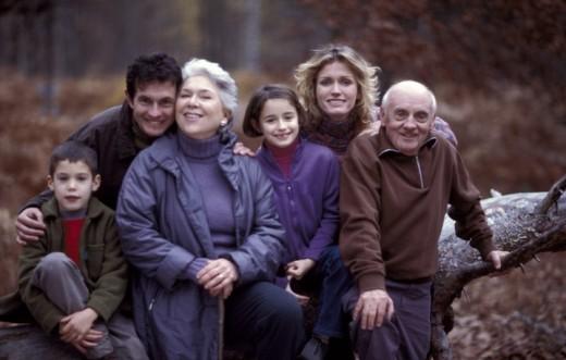 Вежливость – хитрость семейных отношений