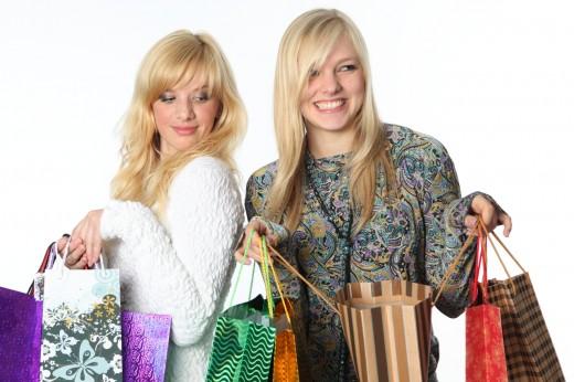 Жизнь или шоппинг?