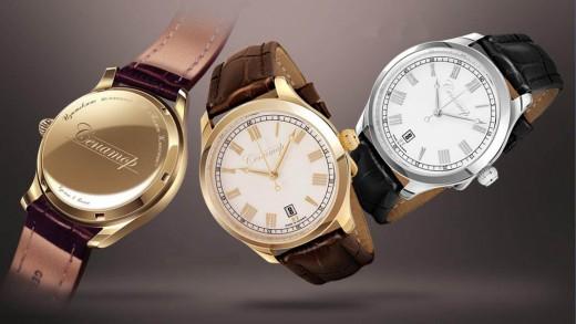 Часы «Сенатор» от компании «Полет Классика»: аксессуар для солидных мужчин