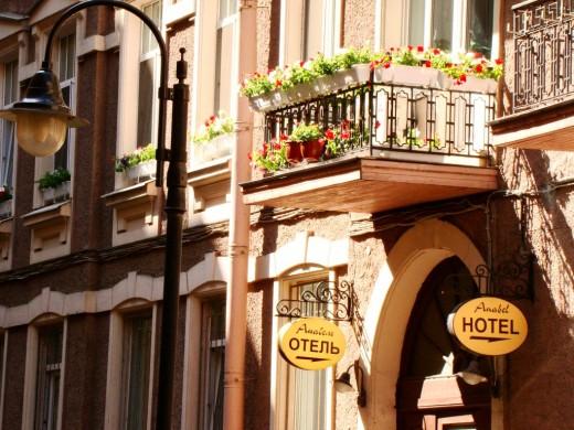Мини-отели - новшество индустрии гостеприимства