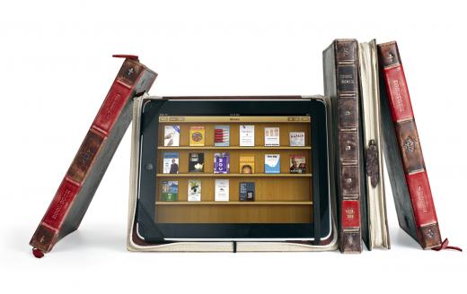 Электронная книга – ваша библиотека всегда рядом