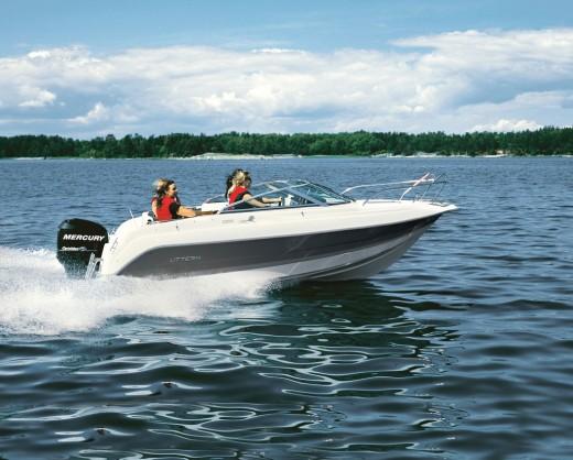 Качество и комфорт лодочных моторов от Mercury