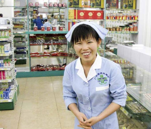 Аптеки на Хайнане, или чему могут позавидовать ваши покупатели
