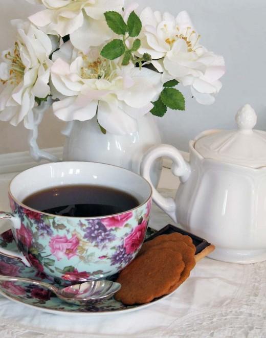 Черный чай нужно пить каждому