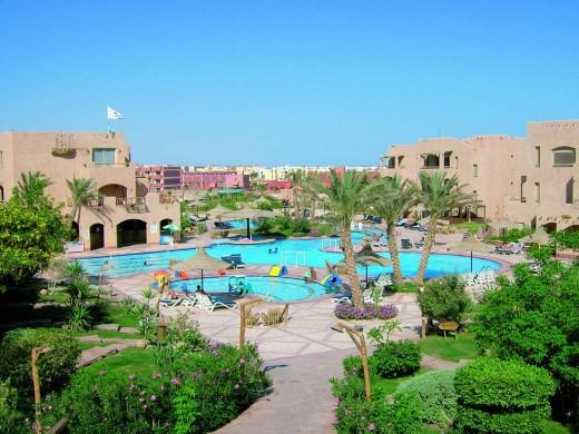 Летний отдых в Шарм эль Шейх