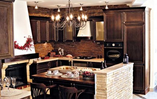Создаем интерьер кухни