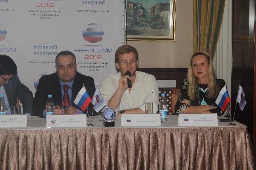 Шабалдин Александр награжден премией «Энергиум-2012»