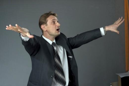 Ораторское искусство – способ быть победителем!