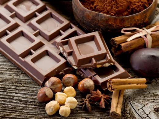 Шоколад полезен мужчинам