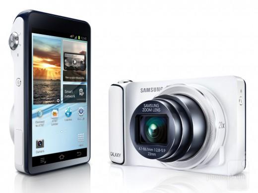 Samsung Galaxy Camera привезут в Украину в феврале