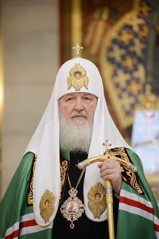 Московский патриарх назвал главную угрозу для России