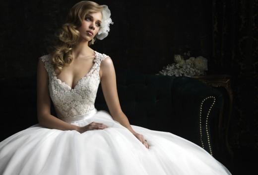 Allure Bridals: вершина свадебной моды