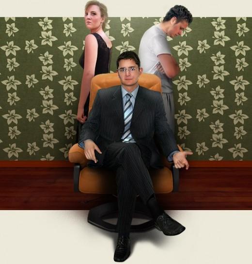 Подальше от развода: эффективное решение проблем семейных