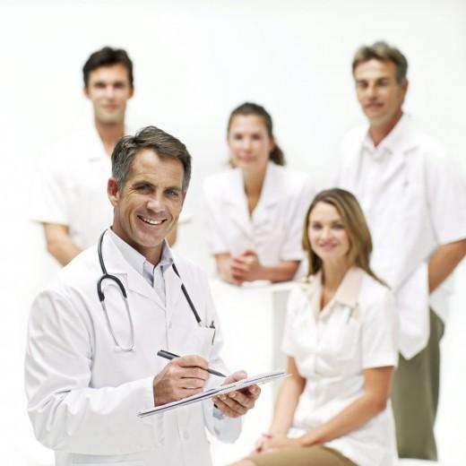 Как узнать, к какому врачу обратиться за помощью?