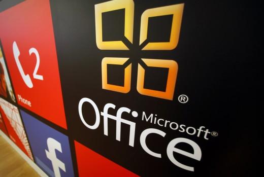 Подарок офисным работникам - Microsoft Office 2013