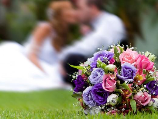 Язык цветов на свадебном торжестве