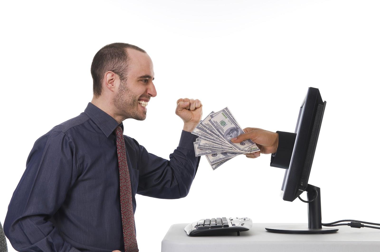 Инвестиции через интернет