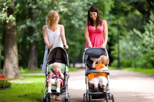 Качественные детские коляски