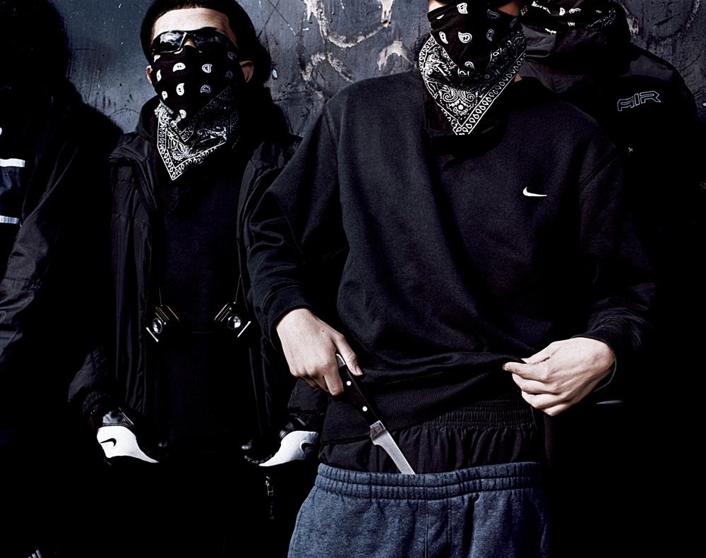 Картинки бандитов в масках на аву, медовым