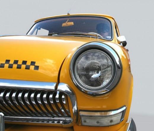 Такси или свой автомобиль?