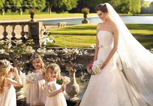 Свадебные платья для девочек