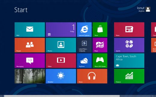 Microsoft начала распространение Windows 8.1