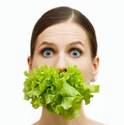 Вегетарианство: мода или здоровый образ жизни