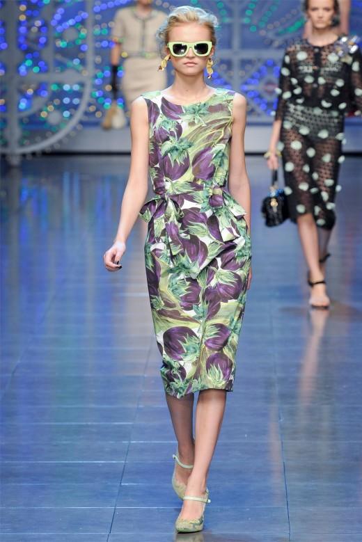 Новая коллекция Dolce & Gabbana
