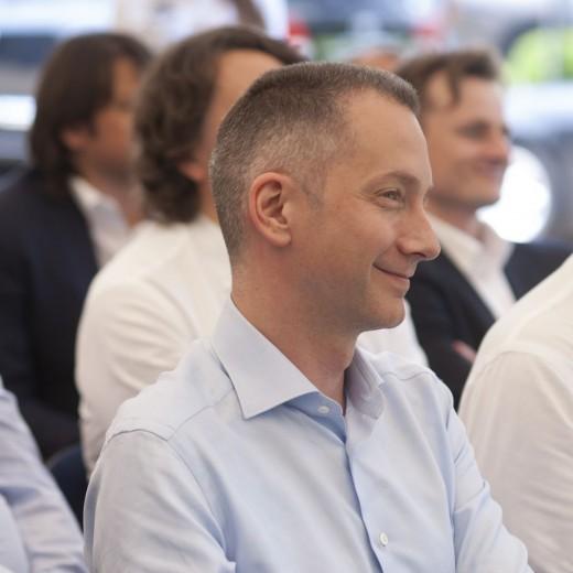 Борис Ложкин получил от Валентины Матвиенко награду за укрепление добрососедства