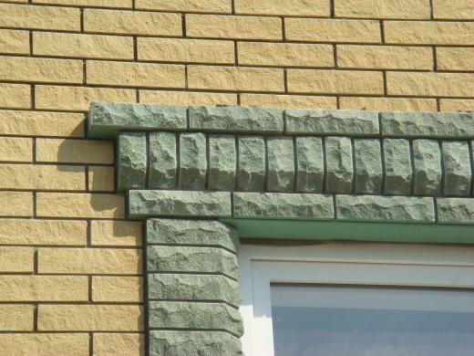 Сайдинг и искусственный камень - облицовочные материалы для фасадов