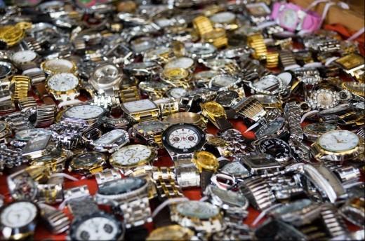 Какие наручные часы купить?