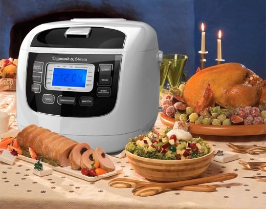 Как приготовить еду в мультиварке?