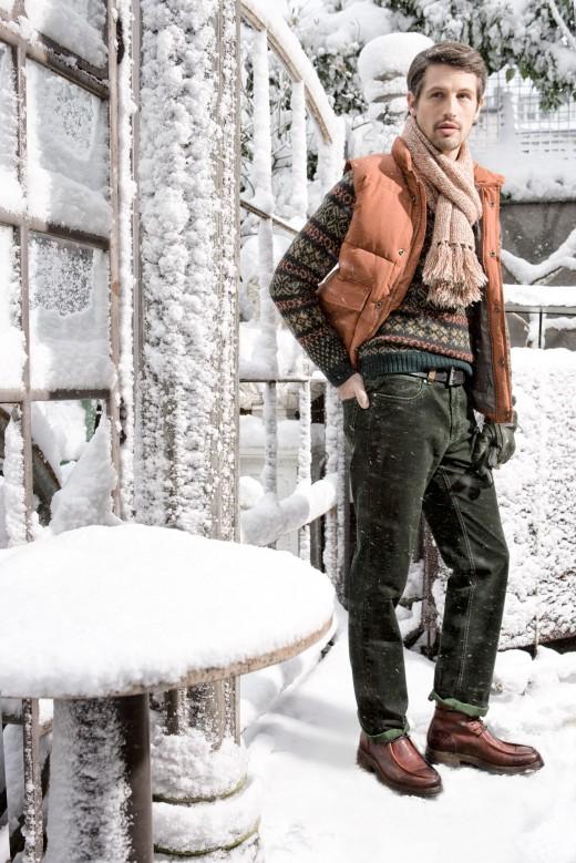 Тенденции мужской моды осень-зима 2013-2014