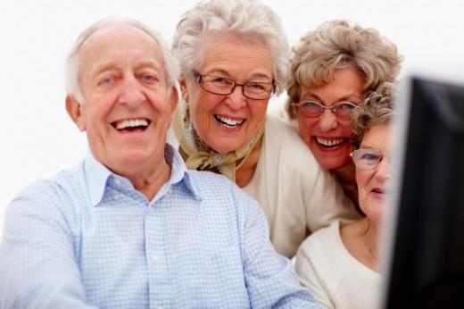 Прославь своих «стариков» на всю страну