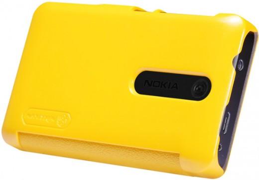 Обзор чехла для телефона Nokia Asha