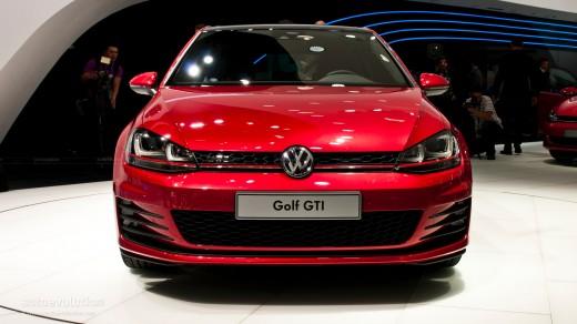 Volkswagen Golf  VII GTI: лучший спортивный автомобиль 2013 года